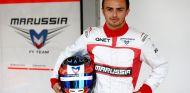 Will Stevens en el pasado Gran Premio de Japón, cuando estaba asociado a Marussia - LaF1