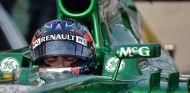 Caterham confirma a Will Stevens para el test de F1 en Silverstone - LaF1.es