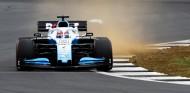 George Russell en el Gran Premio de Gran Bretaña de Fórmula 1 2019 - SoyMotor