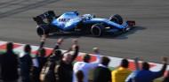 George Russell en la pretemporada 2019 en el Circuit de Barcelona-Catalunya - SoyMotor
