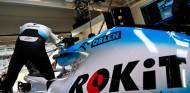 Williams arranca por primera vez el motor Mercedes de su FW43 - SoyMotor.com