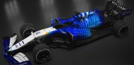 Presentado el Williams FW43B: homenaje a la época dorada - SoyMotor.com