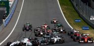 Salida del GP de Austria - LaF1