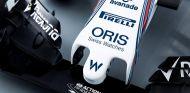 Éste es el morro de la presentación de Williams, la versón anterior - LaF1