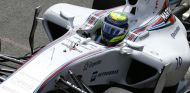Felipe Massa lidera la primera jornada de test en Silverstone