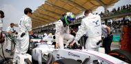 Felipe Massa en la parrilla de salida de Malasia - LaF1