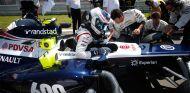 Williams en el GP de Alemania F1 2013: Domingo