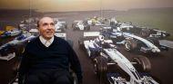 Sir Frank Williams en las celebraciones del 600º Gran Premio de su escudería