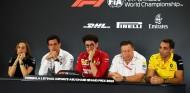 GP de Abu Dabi F1 2019: Rueda de prensa del viernes - SoyMotor.com