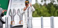 Valtteri Bottas en el podio de Canadá - LaF1