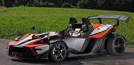 El KTM X-Bow de Wimmer RST sufre modificaciones aerodinámicas y mecánicas - SoyMotor