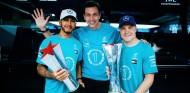 Mercedes celebra el quinto Campeonato de Constructores - SoyMotor