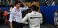 Wolff desmiente que discutiese con Hamilton en Australia - SoyMotor.com