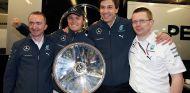 Wolff quiso inicialmente a Lowe en Williams - LaF1