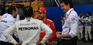 Wolff en el GP de México 2019 - SoyMotor.com