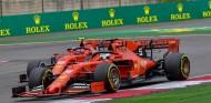 Charles Leclerc y Sebastian Vettel en el GP de China F1 2019 - SoyMotor