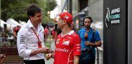 """Wolff: """"Sería de tontos no pensar en Vettel con un asiento libre"""" - SoyMotor.com"""