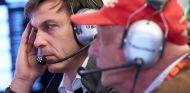 Wolff y Lauda hablan sobre la investigación a la que fueron sometidos por sus neumáticos - LaF1