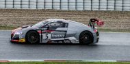 Audi baila en la lluvia barcelonesa - SoyMotor