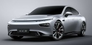 Xpeng P7 2020: berlina eléctrica china para atacar a Tesla - SoyMotor.com