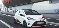 El regreso de Toyota al WRC motiva este nuevo Toyota Yaris GRMN de altas prestaciones - SoyMotor