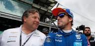 """Brown: """"Alonso tiene la capacidad de ganar las 500 Millas de Indianápolis"""" - SoyMotor.com"""