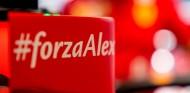 Ferrari llevará el mensaje 'Forza Alex' en sus coches en Austria por Zanardi - SoyMotor.com