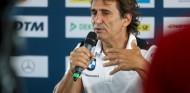 """Zanardi sigue """"estable pero grave"""" en cuidados intensivos - SoyMotor.com"""