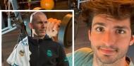 Sainz se convierte en el 'Zidane' de la familia durante el confinamiento - SoyMotor.com