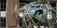 RJ Anderson XP1K3: Gymkhana, pero con un buggy