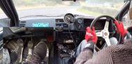 Drifting con un Toyota AE86 en Ebisu Circuit