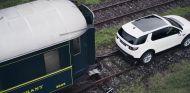 El Land Rover Discovery Sport es la locomotora más 'cool' del mundo