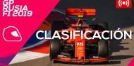 GP de Rusia F1 2019 - Directo clasificación