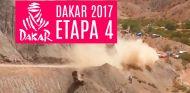 El accidente y abandono de Carlos Sainz en el Dakar 2017