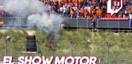 Fuego en la grada y fans infiltrados - Lo que no se vio del GP Países Bajos F1 2021 | SoyMotor.com