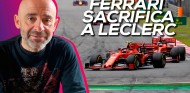Ferrari sacrifica a Leclerc en China - El Garaje de Lobato