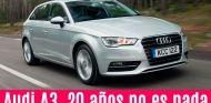 Audi A3, 20 años del primer compacto premium