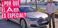 Probamos el nuevo Audi A8 2018: el primero con nivel 3 de conducción autónoma