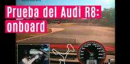 Onboard Audi R8 V10 Plus en Ascari