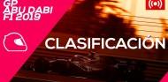 GP de Abu Dabi F1 2019 - Directo clasificación