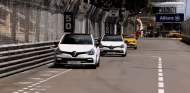 Sainz, Ricciardo y Verstappen, de 'excursión' en Mónaco con Renault