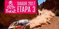 Dakar 2017: Etapa 3