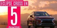 Mitsubishi Eclipse Cross: el nuevo SUV japonés en 5 claves