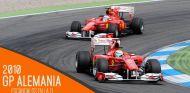 Escándalos en la F1 - Alemania 2010   Efeuno