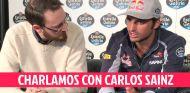 Entrevistamos a Carlos Sainz - Cristóbal Rosaleny