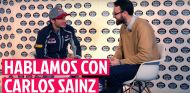 """Entrevista a Carlos Sainz: """"Red Bull me dijo que diera el 100% para contar conmigo en 2017 o 2018"""""""