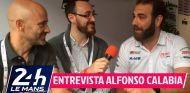 Hablamos con el ingeniero español de Alonso | Lobato y Rosaleny en Le Mans