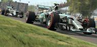Trailer del videojuego Fórmula 1 2015