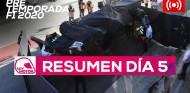 F1 2020 Test Pretemporada, día 5 - Resumen Jornada