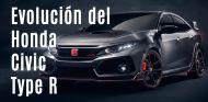 Evolución Honda Civic Type R